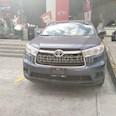 Foto venta Auto usado Toyota Highlander LE (2016) color Azul precio $329,000