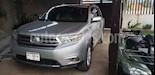 Foto venta Auto usado Toyota Highlander LE (2013) color Plata precio $225,000