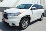 Foto venta Auto usado Toyota Highlander Limited Panoramic Roof (2014) color Blanco Perla precio $399,000