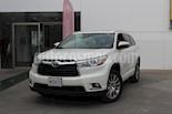 Foto venta Auto usado Toyota Highlander Limited color Blanco precio $399,000