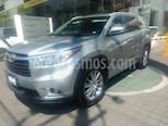Foto venta Auto usado Toyota Highlander Limited (2015) color Plata precio $420,000