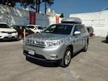 Foto venta Auto Seminuevo Toyota Highlander Limited (2013) color Plata precio $259,000