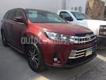 Foto venta Auto usado Toyota Highlander Limited (2017) color Rojo precio $535,000