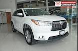 foto Toyota Highlander Limited usado (2016) color Negro precio $429,000