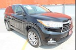 Foto venta Auto Seminuevo Toyota Highlander Limited (2016) color Negro precio $499,000