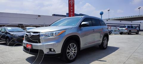 Toyota Highlander XLE usado (2016) color Plata precio $469,000