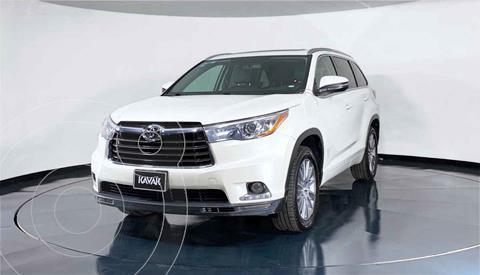 Toyota Highlander Limited usado (2016) color Blanco precio $471,999
