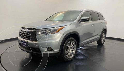 Toyota Highlander Limited usado (2014) color Plata precio $329,999