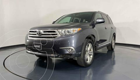 Toyota Highlander Sport Premium usado (2012) color Gris precio $232,999
