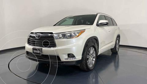Toyota Highlander Limited usado (2015) color Blanco precio $382,999