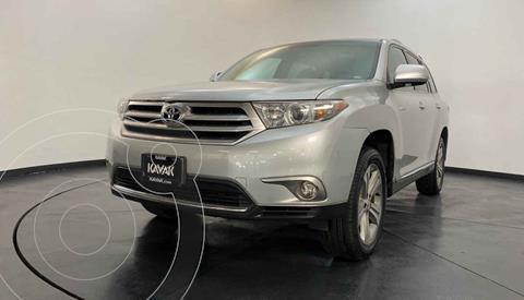 Toyota Highlander Limited usado (2012) color Plata precio $247,999