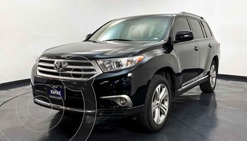 Toyota Highlander Base Premium usado (2013) color Negro precio $257,999