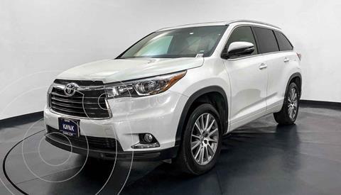 Toyota Highlander Limited usado (2014) color Blanco precio $332,999