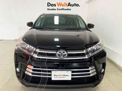Toyota Highlander Limited usado (2019) color Negro precio $609,995