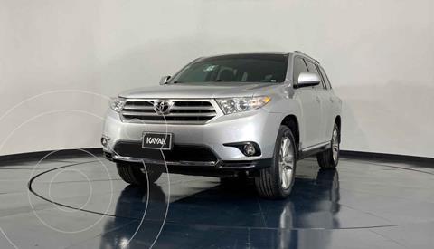 Toyota Highlander Base Premium usado (2013) color Plata precio $282,999