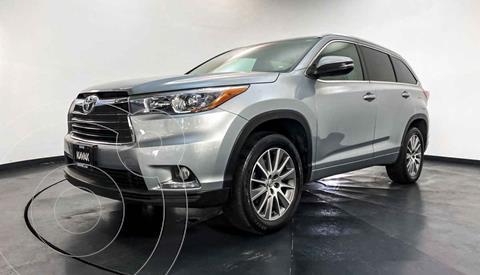 Toyota Highlander Limited usado (2015) color Plata precio $379,999
