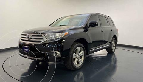 Toyota Highlander Base Premium usado (2013) color Negro precio $264,999