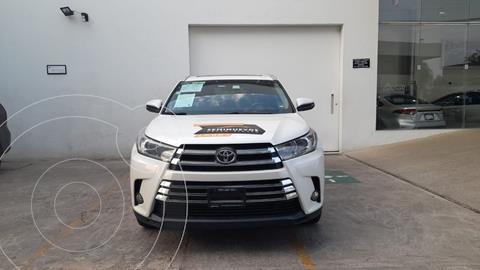Toyota Highlander Limited usado (2017) color Blanco precio $459,000