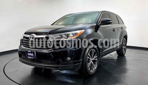 Toyota Highlander LE usado (2017) color Negro precio $394,999