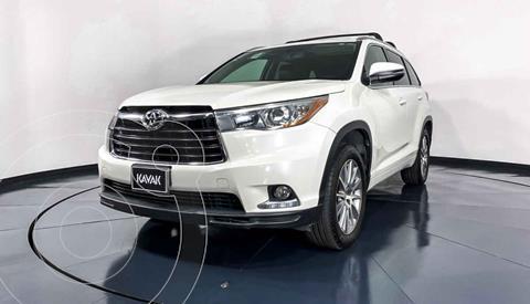 Toyota Highlander Limited usado (2015) color Blanco precio $374,999