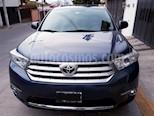 Foto venta Auto usado Toyota Highlander Sport Premium (2012) color Azul precio $229,000