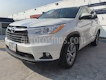Foto venta Auto usado Toyota Highlander XLE (2015) color Blanco precio $415,000
