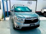 Foto venta Auto usado Toyota Highlander XLE (2015) color Plata precio $365,000