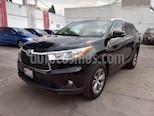 Foto venta Auto usado Toyota Highlander XLE (2015) color Negro precio $355,000