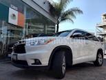 Foto venta Auto usado Toyota Highlander XLE (2015) color Blanco precio $345,000