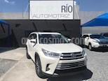 Foto venta Auto usado Toyota Highlander XLE (2017) color Blanco precio $475,000