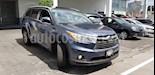 Foto venta Auto usado Toyota Highlander XLE (2014) color Azul precio $297,000