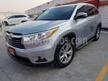 Foto venta Auto Seminuevo Toyota Highlander XLE (2015) color Plata precio $395,000