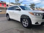 Foto venta Auto usado Toyota Highlander XLE (2015) color Blanco Perla precio $410,000