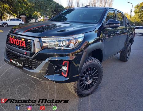 Toyota Hilux GR Sport 4x4 V6 Aut usado (2020) color Negro precio u$s45.900