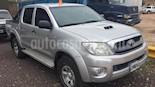 Foto venta Auto usado Toyota Hilux - (2011) color Gris precio $610.000