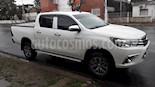 Foto venta Auto usado Toyota Hilux 2.4 4x2 DX TDi DC (2016) color Blanco precio $850.000
