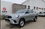 Foto venta Auto usado Toyota Hilux 2.4 4x2 TDi DC (2018) color Gris Claro precio $1.090.000