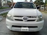 Foto venta Auto usado Toyota Hilux 2.4 4x2 TDi DC (2008) color Blanco precio $450.000