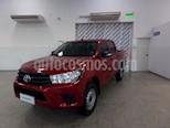 Foto venta Auto usado Toyota Hilux 2.4 4x4 DC color Rojo precio $780.000