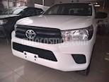 Foto venta Auto nuevo Toyota Hilux 2.4 4x4 DX TDi DC color Blanco precio $1.223.300