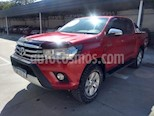 Foto venta Auto usado Toyota Hilux 2.4 4x4 DX TDi SC (2016) color Rojo precio $1.126.000