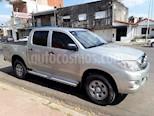 Foto venta Auto usado Toyota Hilux 2.5 4x2 DX DC (2010) color Plata precio $515.000