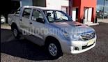 Foto venta Auto usado Toyota Hilux 2.5 4x2 DX Pack DC (2013) color Gris Claro precio $750.000