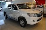 Foto venta Auto usado Toyota Hilux 2.5 4x2 DX Pack DC (2015) color Blanco precio $680.000