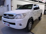 Foto venta Auto usado Toyota Hilux 2.5 4x2 DX Pack DC (2011) color Blanco precio $111.111