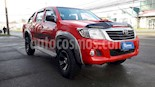 Foto venta Auto usado Toyota Hilux 2.5 4X4 Cabina Doble DLX (2013) color Rojo precio $12.990.000