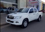 Foto venta Auto usado Toyota Hilux 2.5 4x4 DX DC (2015) color Blanco precio $950.000