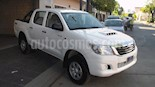 Foto venta Auto usado Toyota Hilux 2.5 4x4 DX TDi Pack DC color Blanco precio $729.900