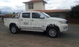 Foto venta Carro usado Toyota Hilux 2.5L Diesel 4x4 (2013) color Blanco precio $75.000.000