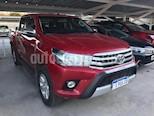 Foto venta Auto usado Toyota Hilux 2.7 4x2 SRV DC  (2017) color Rojo precio $1.148.000